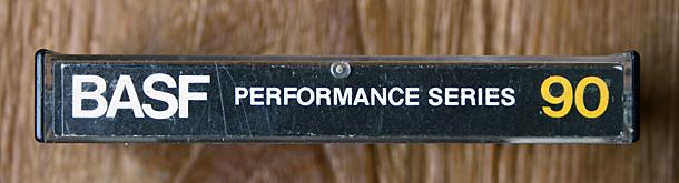 BASF 90 Performance Series, box side view